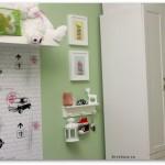 Еще небольшие изменения в детской комнате