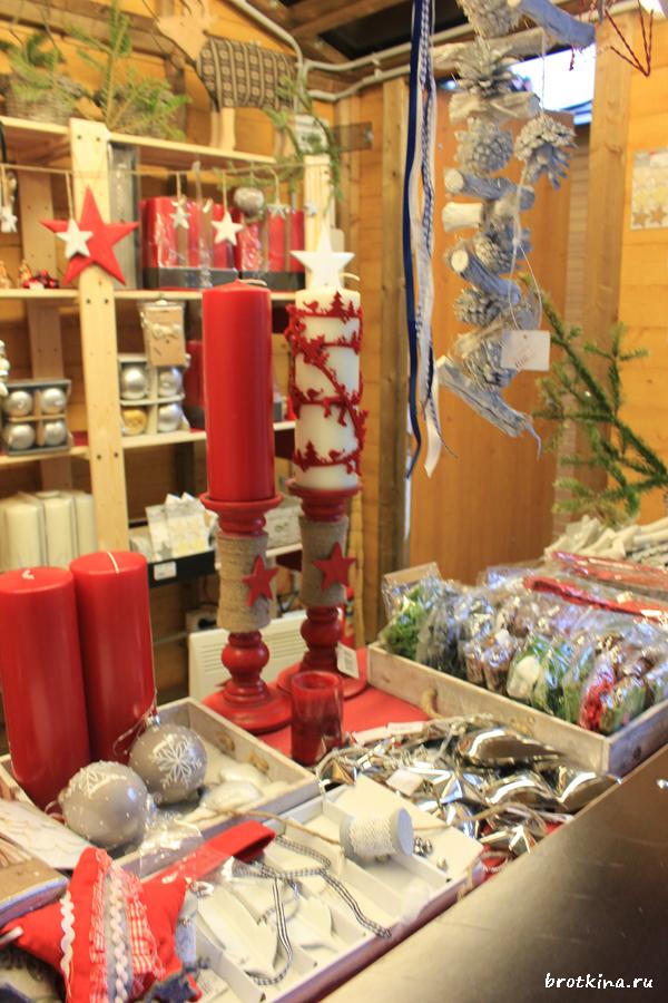 Рождественская ярмарка Дании