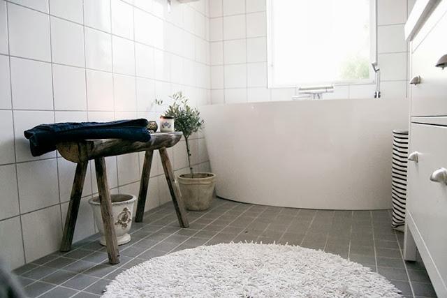 Ванная bara ett hem