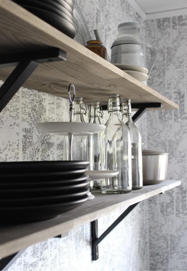 Дом в Швеции. Кухня. Обеденная зона