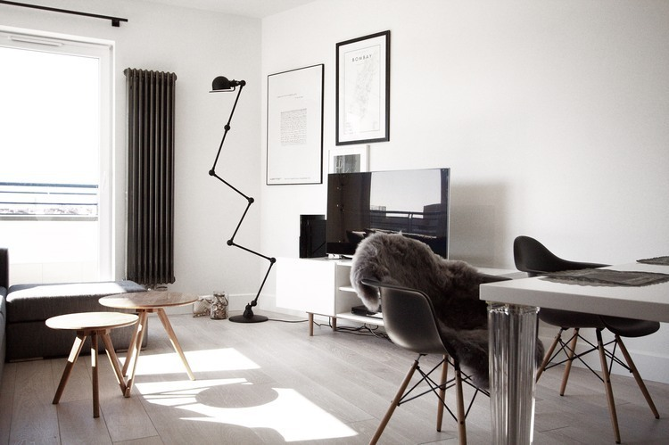 Дизайн квартиры в скандинавском стиле