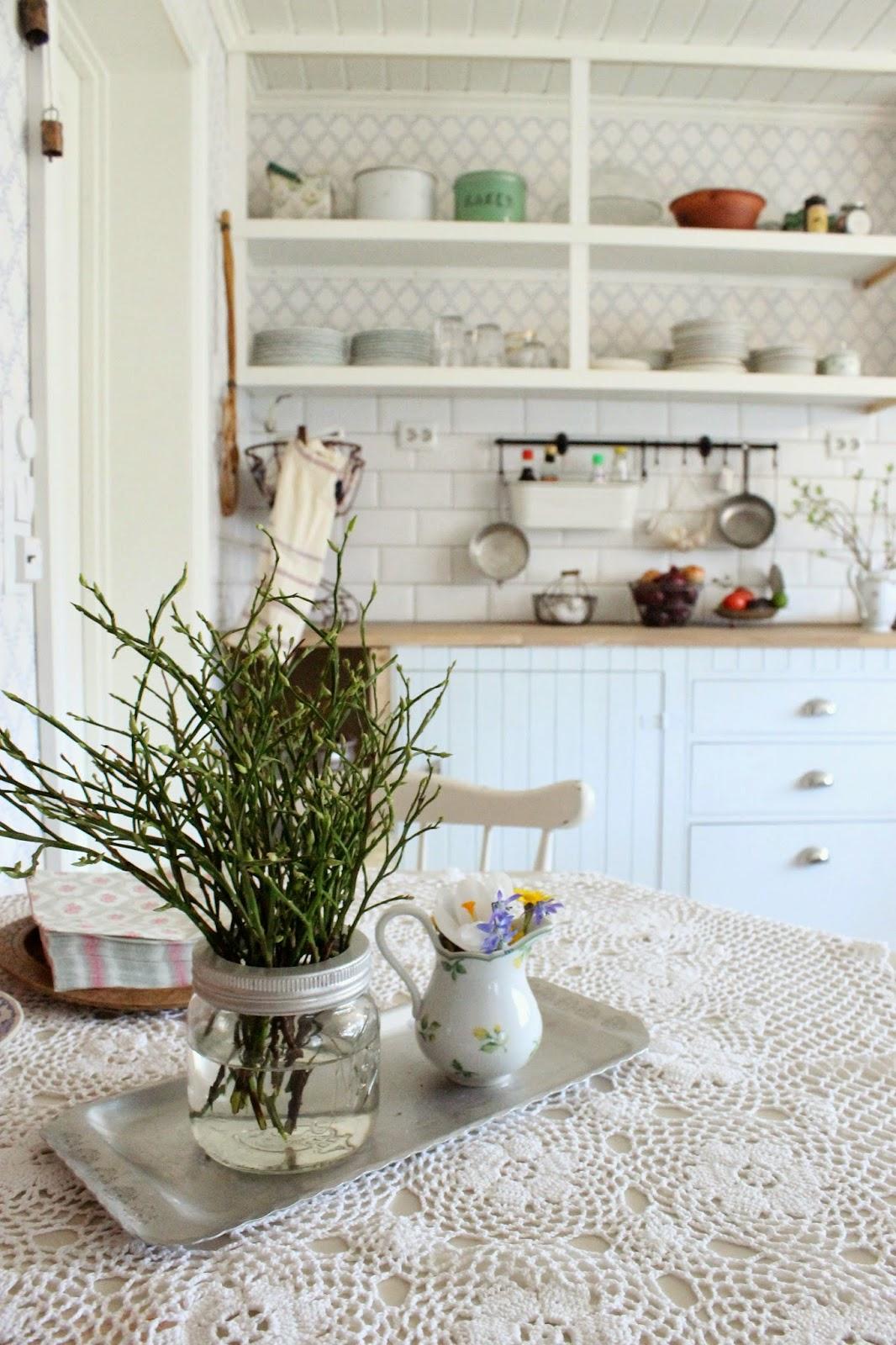Дом в Норвегии. Кухня