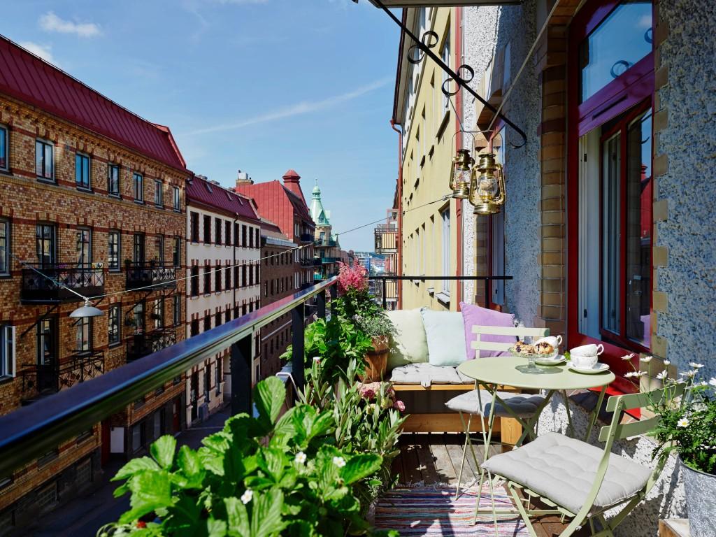 Квартира в Швеции