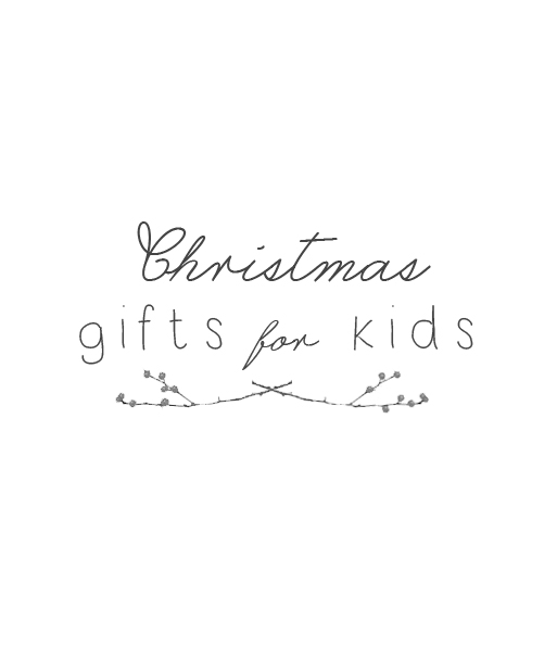 Zara Home: Christmas gifts for Kids