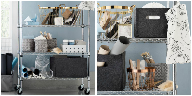 Практичное хранение от H&M home practical storage