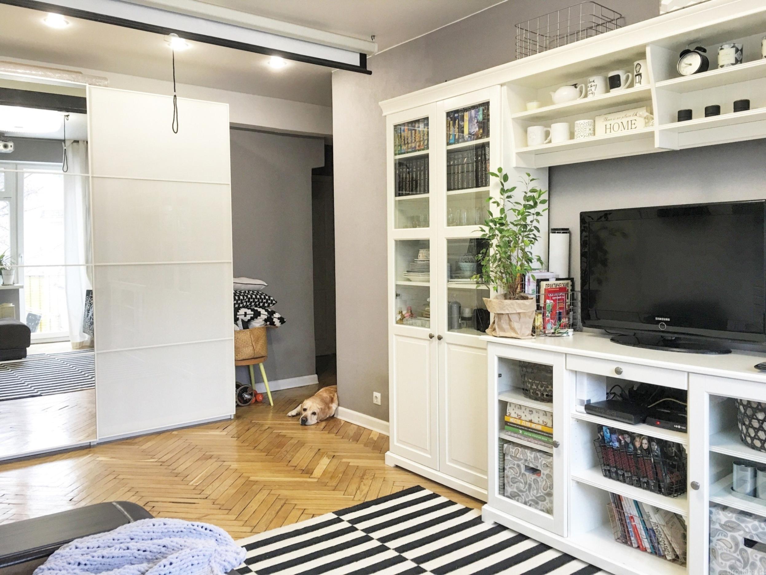 Моя квартира в скандинавском стиле 2016